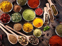 ใช้ประโยชน์จากระเพาะอาหารสำหรับตัวผคิด-seasonings และอาหารที่นั่นเร็วขึ้นเรื่องเกี่ยวกับการเผาผลาอัตราการ