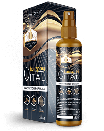 Vital HairSpray - คือ - ดีไหม - วิธีใช้
