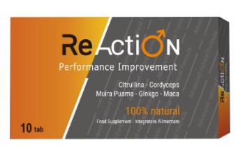 ReAction - คือ - pantip - ราคา - ขายที่ไหน - รีวิว - ดีไหม